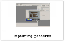 EuroCAD Photo Digitizer - capturing patterns