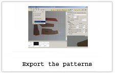 EuroCAD Photo Digitizer - export the patterns